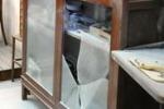 Racalmuto, vandali nell'aula di Sciascia. Le immagini