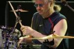 Ian Paice batterista dei Deep Purple live a Canicatti'