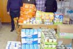 Alimentari ai piu' bisognosi: solidarieta' a Naro