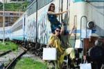 La moda viaggia in treno nell'Agrigentino