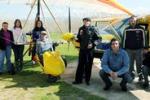 Menfi, lezioni di volo nel weekend
