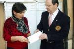 Lotta contro l'aborto, ad Agrigento la solidarieta' del Rotary