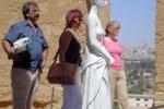 Archeologia, lezione per gli studenti di Agrigento