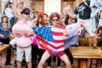 "Tormentone ""Harlem Shake"", flash mob ad Agrigento"