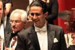 La filarmonica sul palco ad Agrigento, dirige Al Halabi