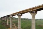 Statale Agrigento-Caltanissetta, conclusa la spinta al ponte Serra