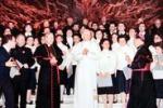 Agrigento, il coro della Filarmonica ricorda Giovanni Paolo II