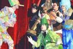 Pinocchio, fiaba in scena a Caltanissetta