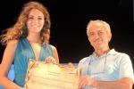 Giusy Buscemi, a Menfi una Miss come ambasciatrice