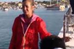 Lampedusa, il recupero dei cadaveri: le lacrime di una soccorritrice