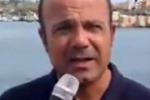 Lampedusa, Candela dell'Asp: panico sul barcone in fiamme