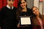 Immigrazione e accoglienza, premio a studenti di Lampedusa