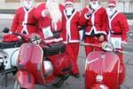 Campobello di Licata, Babbi Natale in... Vespa
