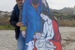 """Sacra Famiglia alla """"deriva"""" a Palma di Montechiaro"""