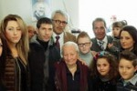 Nonna Angela compie 103 anni, festa a Palma di Montechiaro