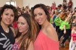 Donne e sport, in oltre 200 a Montallegro a ritmo di zumba