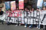 Gela: protesta contro il parco eolico off shore