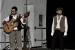 Lezione di canto popolare ad Agrigento