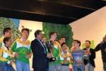 Torneo di calcio a 5, premiazione a Canicattì