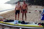 Il giro della Sicilia in canoa di due agrigentini