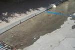 Perdita d'acqua e altri disagi in via Battisti a Canicattì