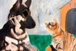 Palermo, la pittura in difesa degli animali