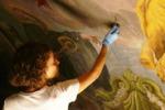 Nuova luce per i dipinti settecenteschi della Martorana