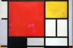 Arte & foto. A Roma l'armonia perfetta di Mondrian