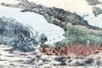 Arte & foto. L'Italia sottosopra, la cartina che vale 13 mila euro