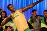 Londra, sale la febbre da Olimpiadi... e Bolt diventa di cera