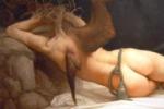 Arte & foto. A Roma i dipinti di Ferri che guardano al passato