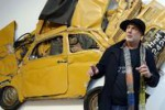 Compressa, in legno o in acciaio: la Fiat 500 vista da Ron Arad