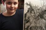 Dušan, gli incredibili disegni del bambino prodigio