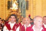 Caltanissetta, citta' in festa per San Michele