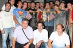 San Cataldo, a 57 anni scala l'Antinna: podio per Pino Mantio