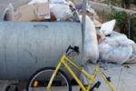 Mussomeli, in via Colombo e' emergenza rifiuti