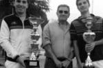 Tennis, a Caltanissetta la sfida dei fratelli Fasciana