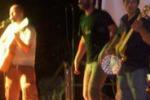 Baddaro' Live, concerto a Caltanissetta