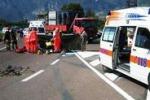 Incidenti, tre vittime nelle ultime ore in Sicilia