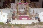 Anno della fede, allestito un presepe a Caltanissetta