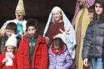 La Nativita', bambini e attori insieme a Caltanissetta