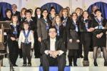 Serradifalco, successo per il coro Giovanni Paolo II
