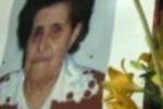 Anziana morta dopo uno scippo, fiaccolata a Gela
