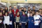 Marianopoli, alunni alla scoperta della Targa Florio