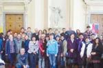 Gli studenti nisseni aprono le porte ai compagni stranieri