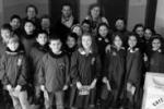 Lezione di ecologia per gli alunni di Serradifalco