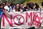 Manifestazione anti Muos, si temono disordini