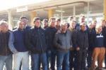 Gela, senza stipendio da 4 mesi: lavoratori Corima in sciopero