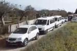 Niscemi, sit-in dei No Muos davanti alla base militare: il video