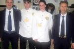 Campionato regionale baristi, successo per due alunni nisseni